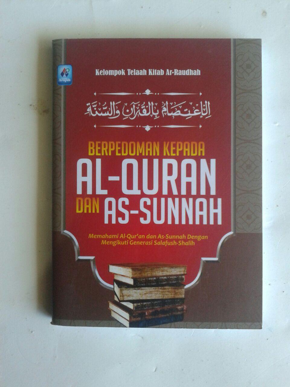 Buku Saku Berpedoman Kepada Al-Quran Dan As-Sunnah cover 2