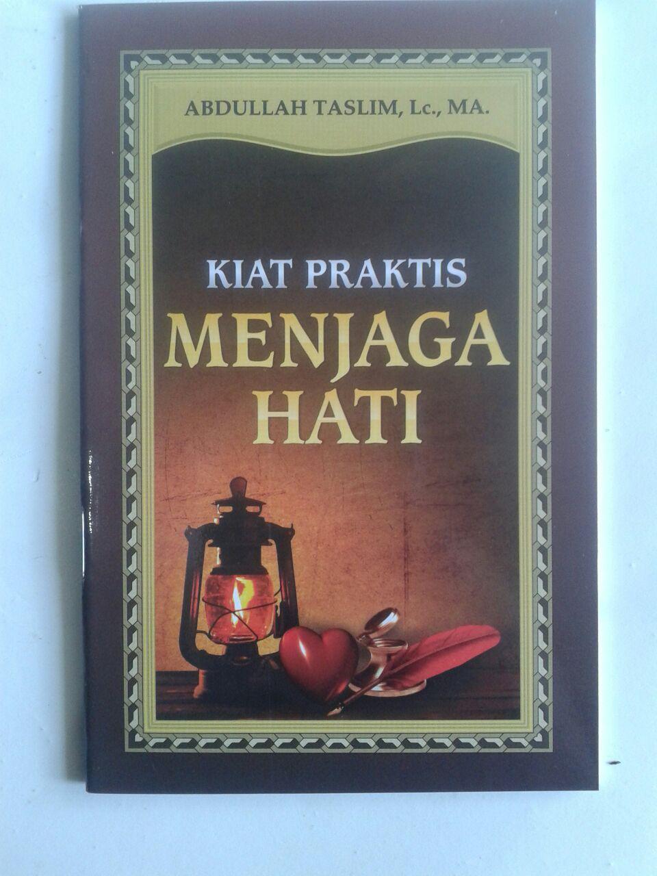 Buku Saku Kiat Praktis Menjaga Hati cover 2