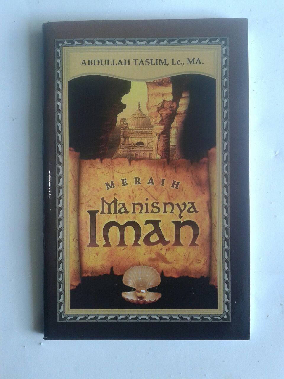 Buku Saku Meraih Manisnya Iman cover 2