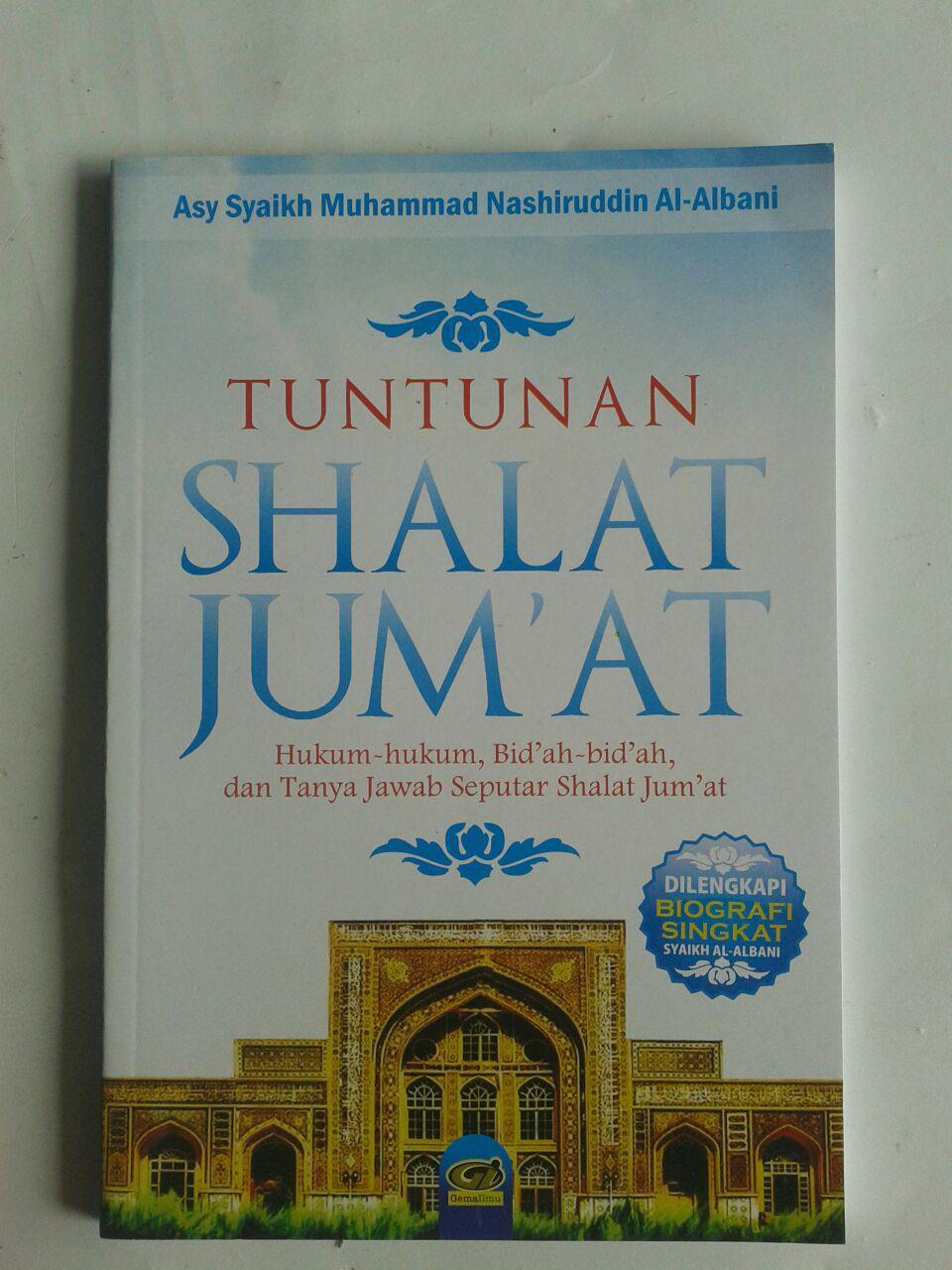 Buku Tuntunan Shalat Jumat Hukum Bidah Dan Tanya Jawab cover 2