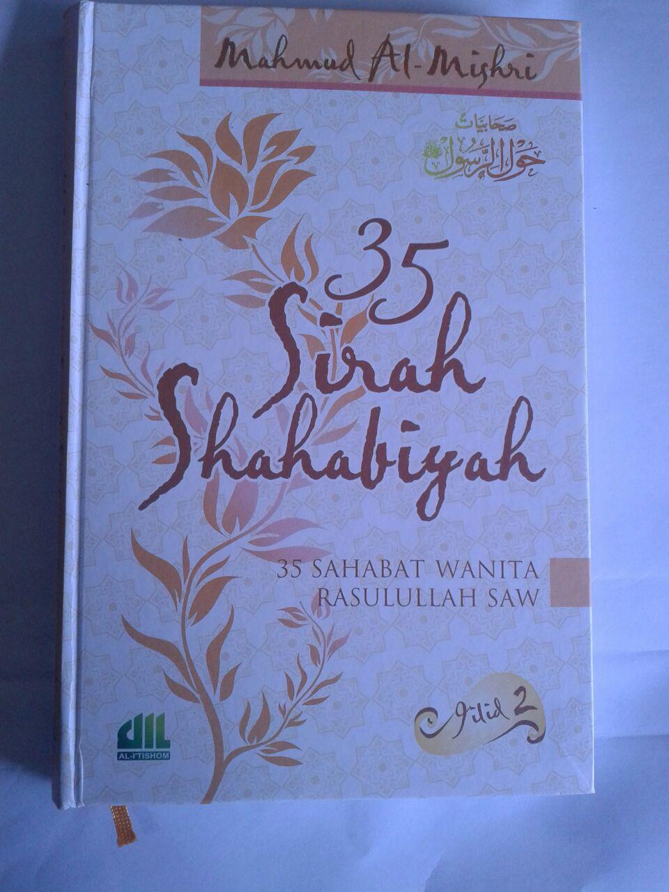 Buku 35 Sirah Shahabiyah 35 Sahabat Wanita Rasulullah 2 Jilid cover 2