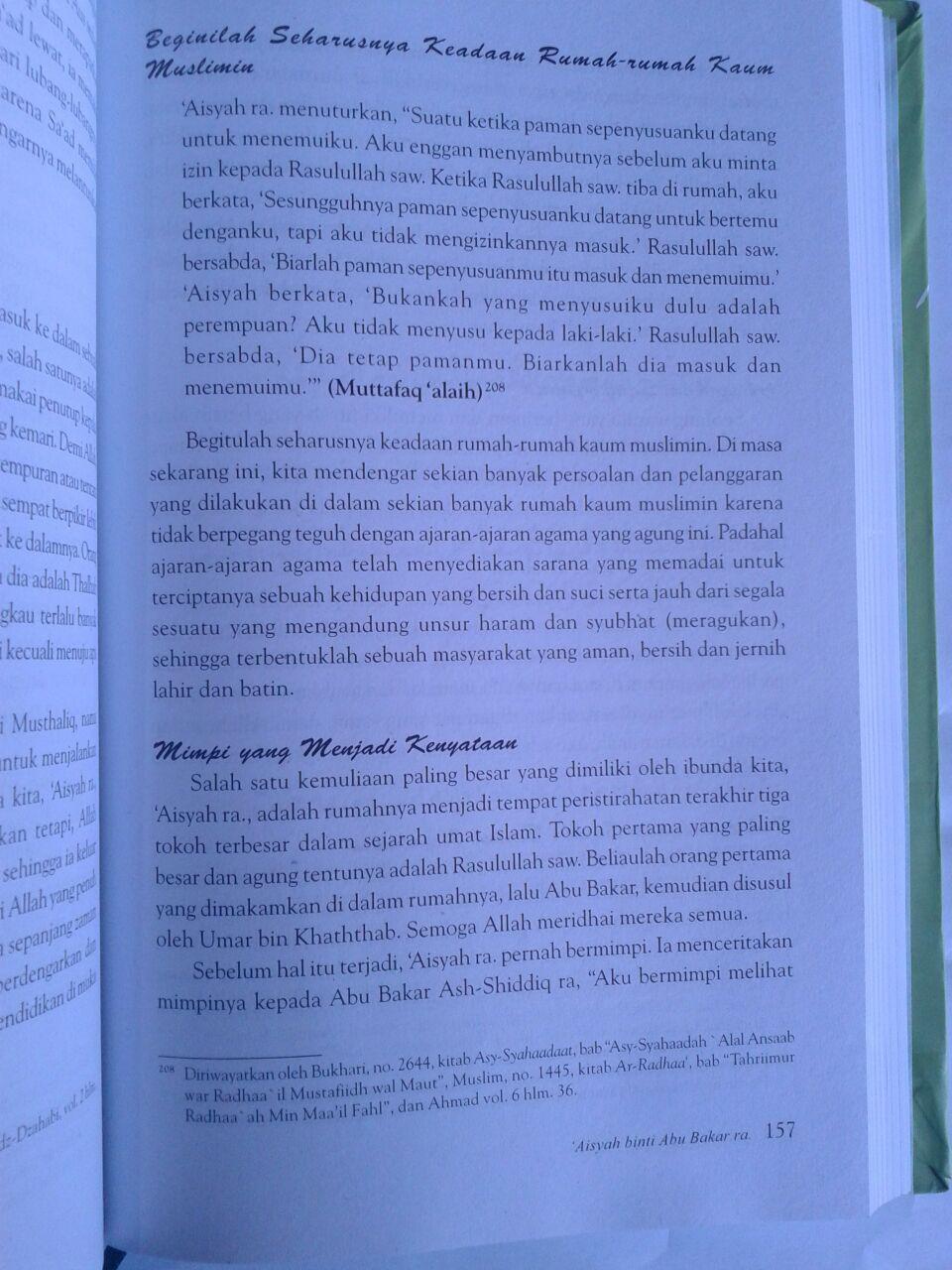 Buku 35 Sirah Shahabiyah 35 Sahabat Wanita Rasulullah 2 Jilid isi 3
