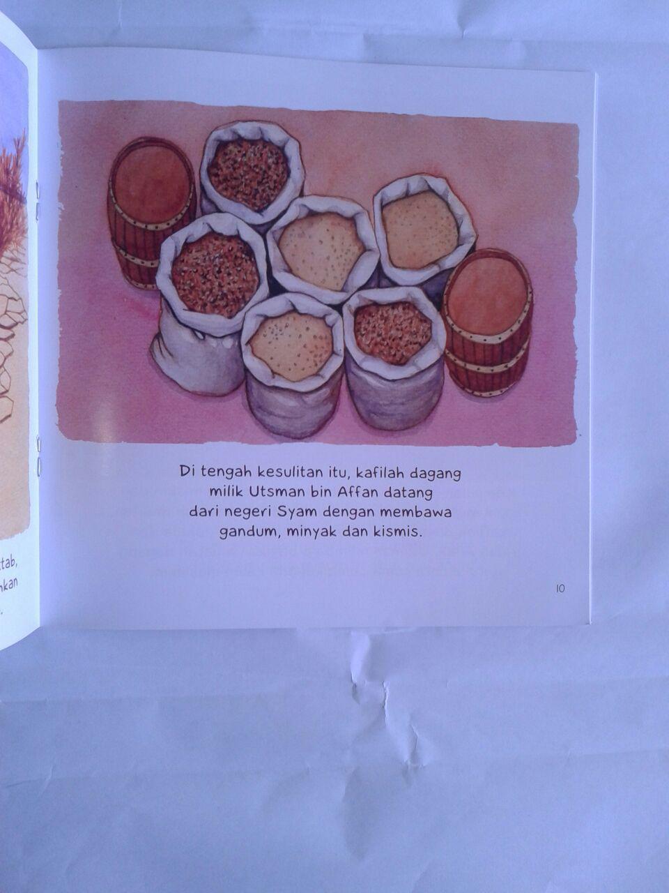Buku Anak Tolong Menolong Dalam Kebaikan isi 2