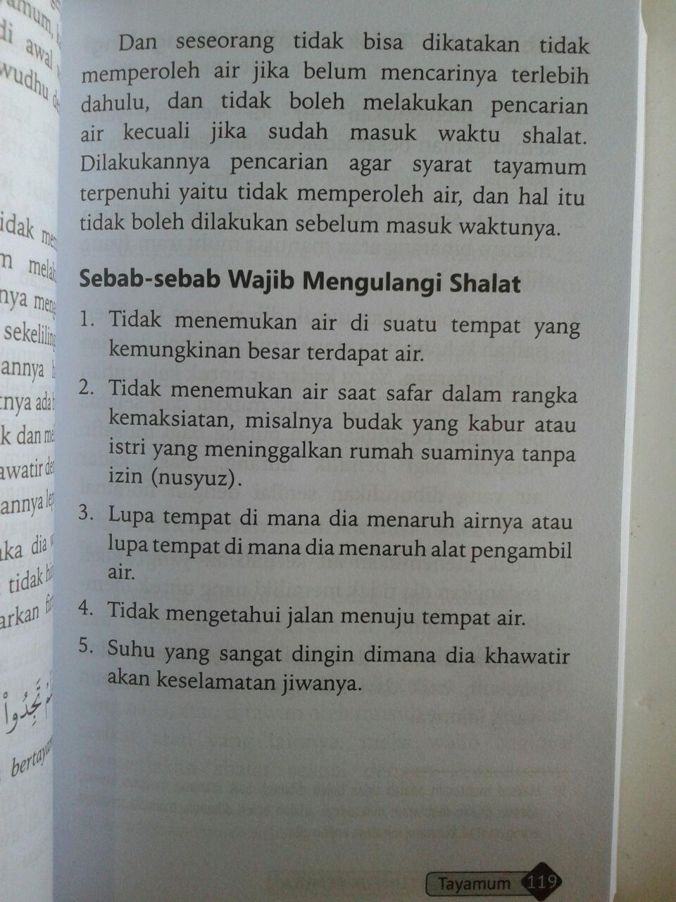 Buku Fikih Syafi'I Untuk Pemula Belajar Mudah Tingkat Dasar isi 2