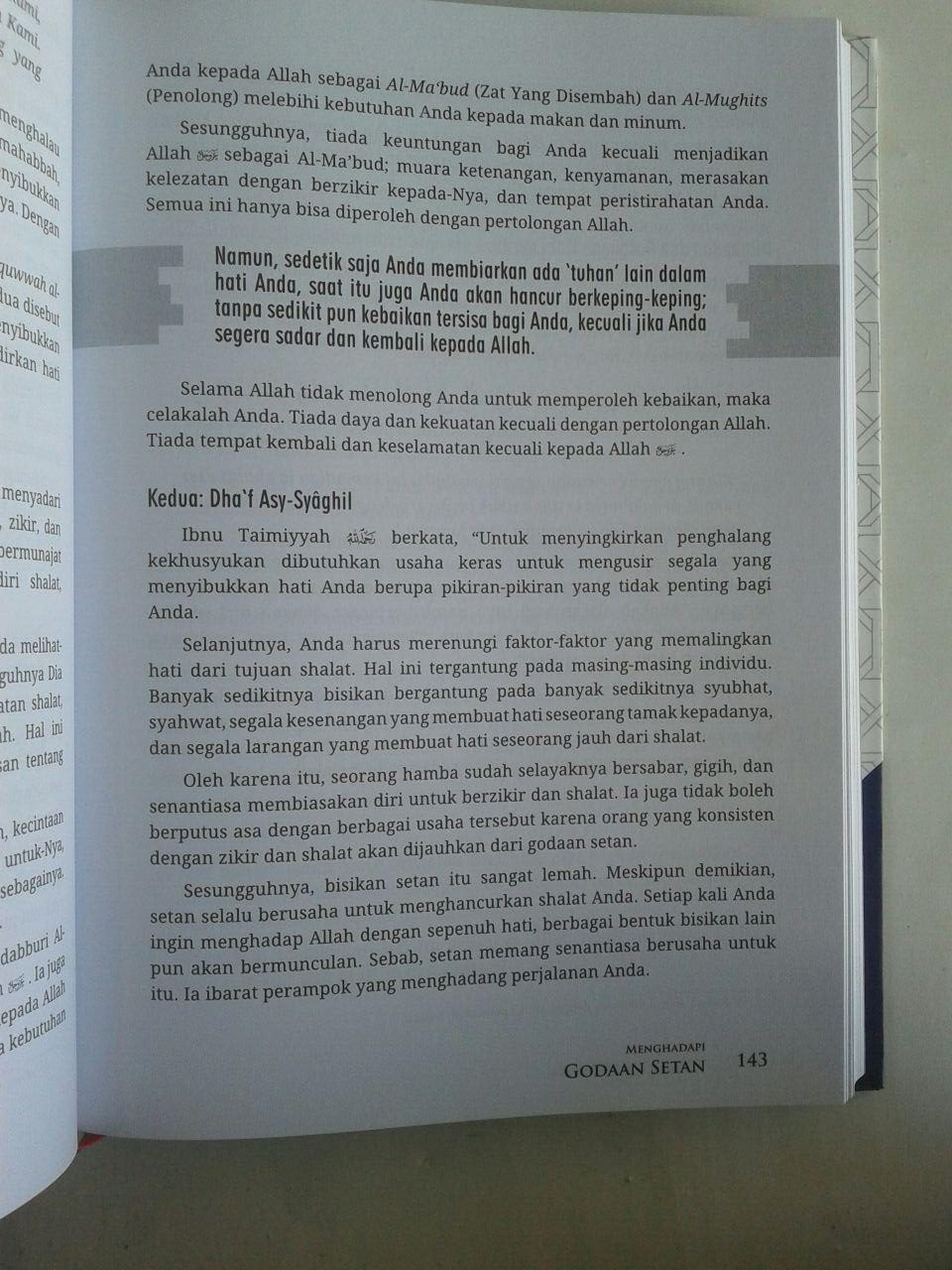 Buku Mencapai Shalat Khusyuk isi 3