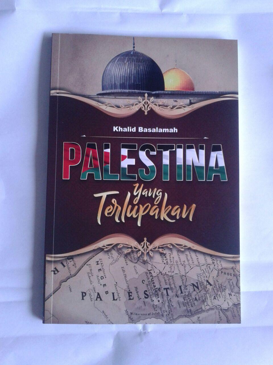 Buku Palestina Yang Terlupakan cover 2