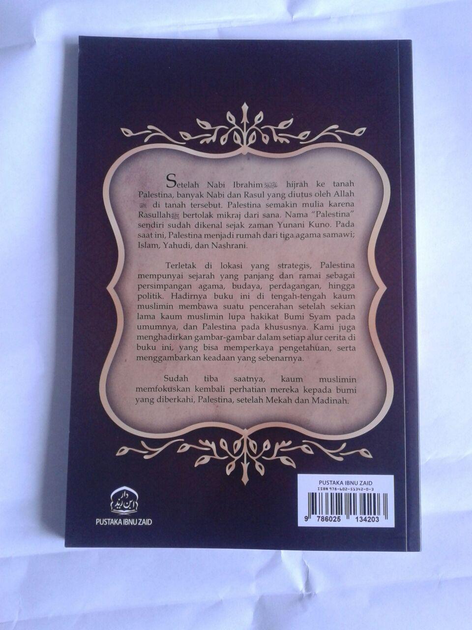 Buku Palestina Yang Terlupakan cover