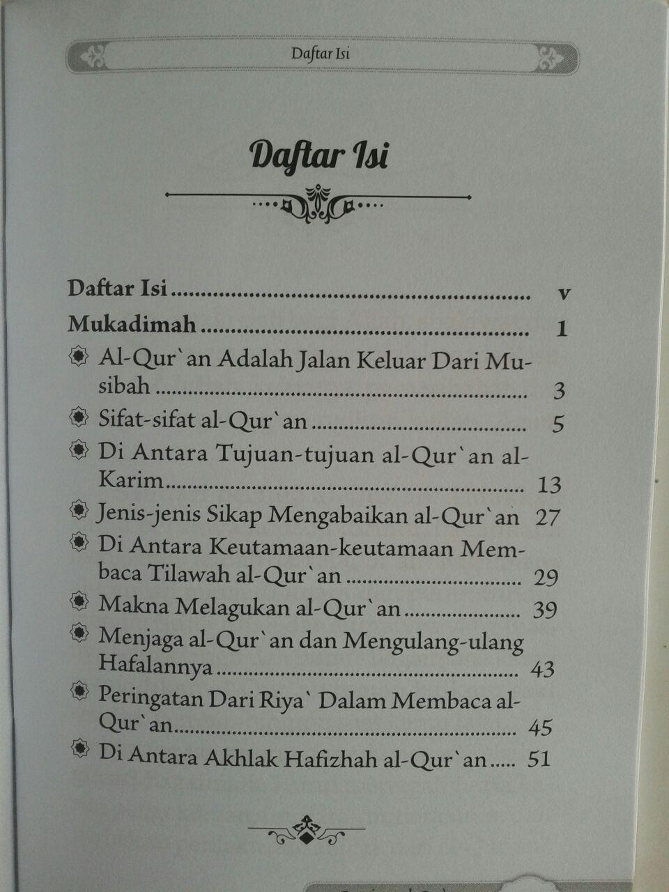 Paket Buku Muslimah Pecinta Al-Qur'an isi 3