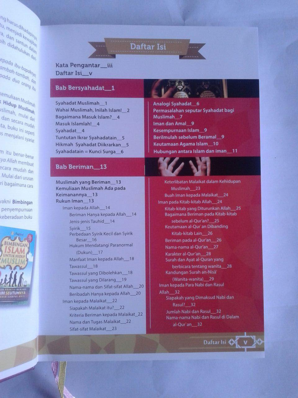 Buku Bimbingan Islam Untuk Hidup Muslimah isi 2