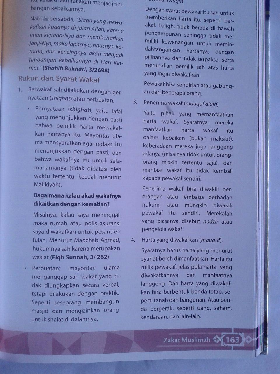 Buku Bimbingan Islam Untuk Hidup Muslimah isi 3