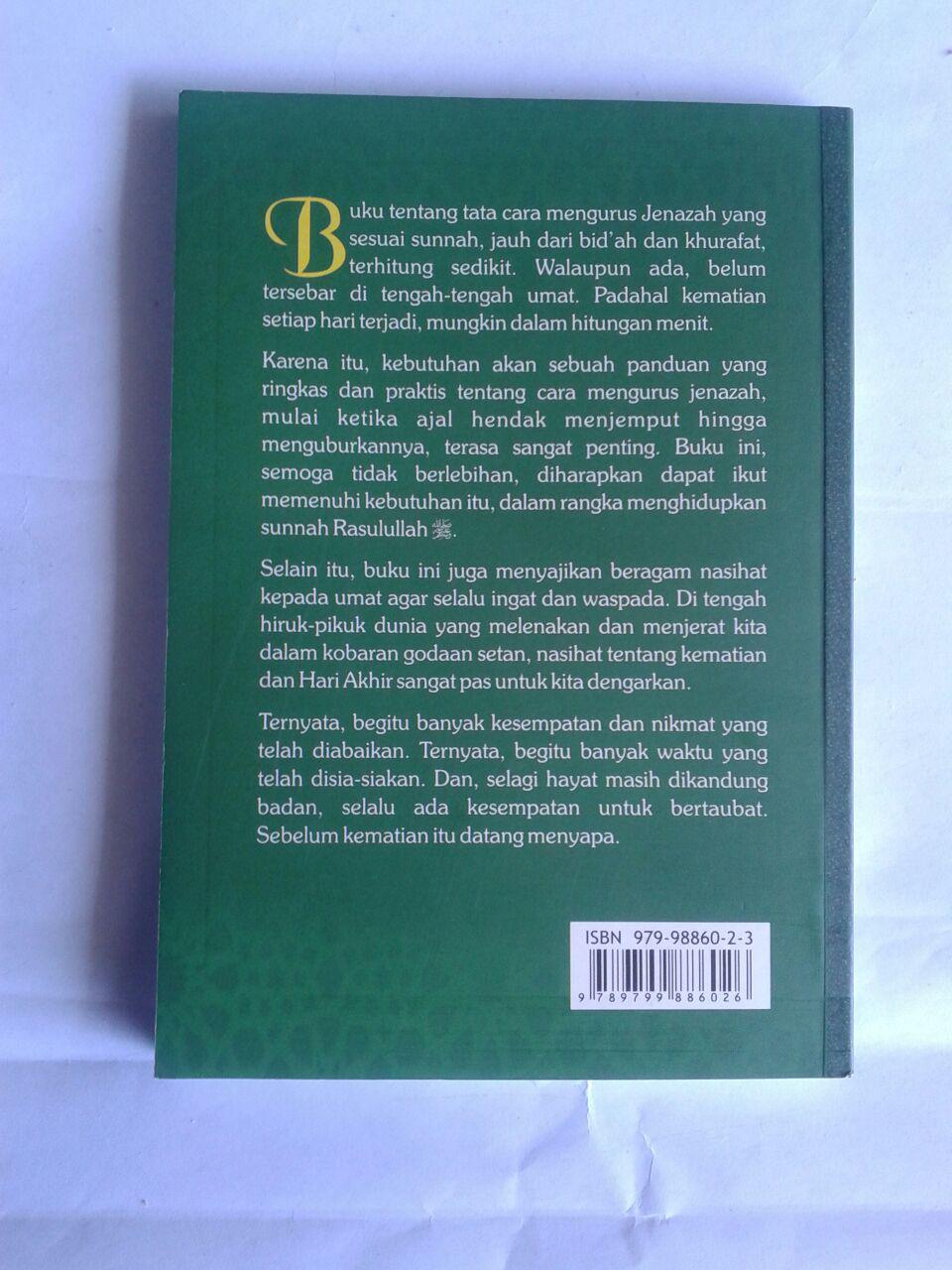 Buku Cara Mudah Mengurus Jenazah Plus Gambar Petunjuk cover 2