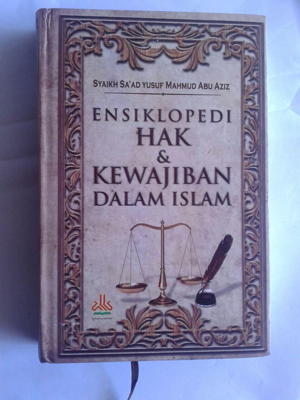 Buku Ensiklopedi Hak Dan Kewajiban Dalam Islam cover 2