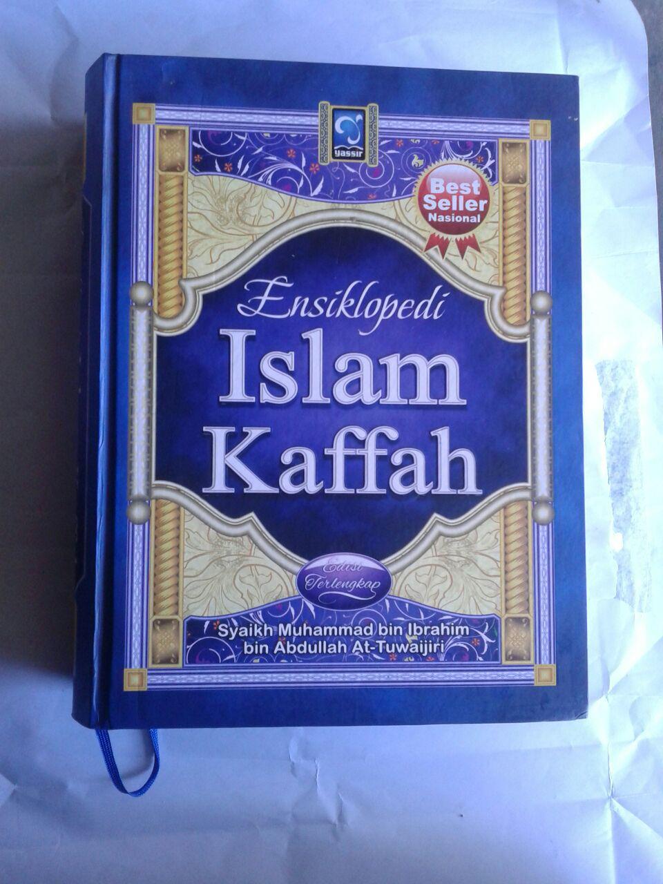 Buku Ensiklopedi Islam Kaffah Edisi Terlengkap cover