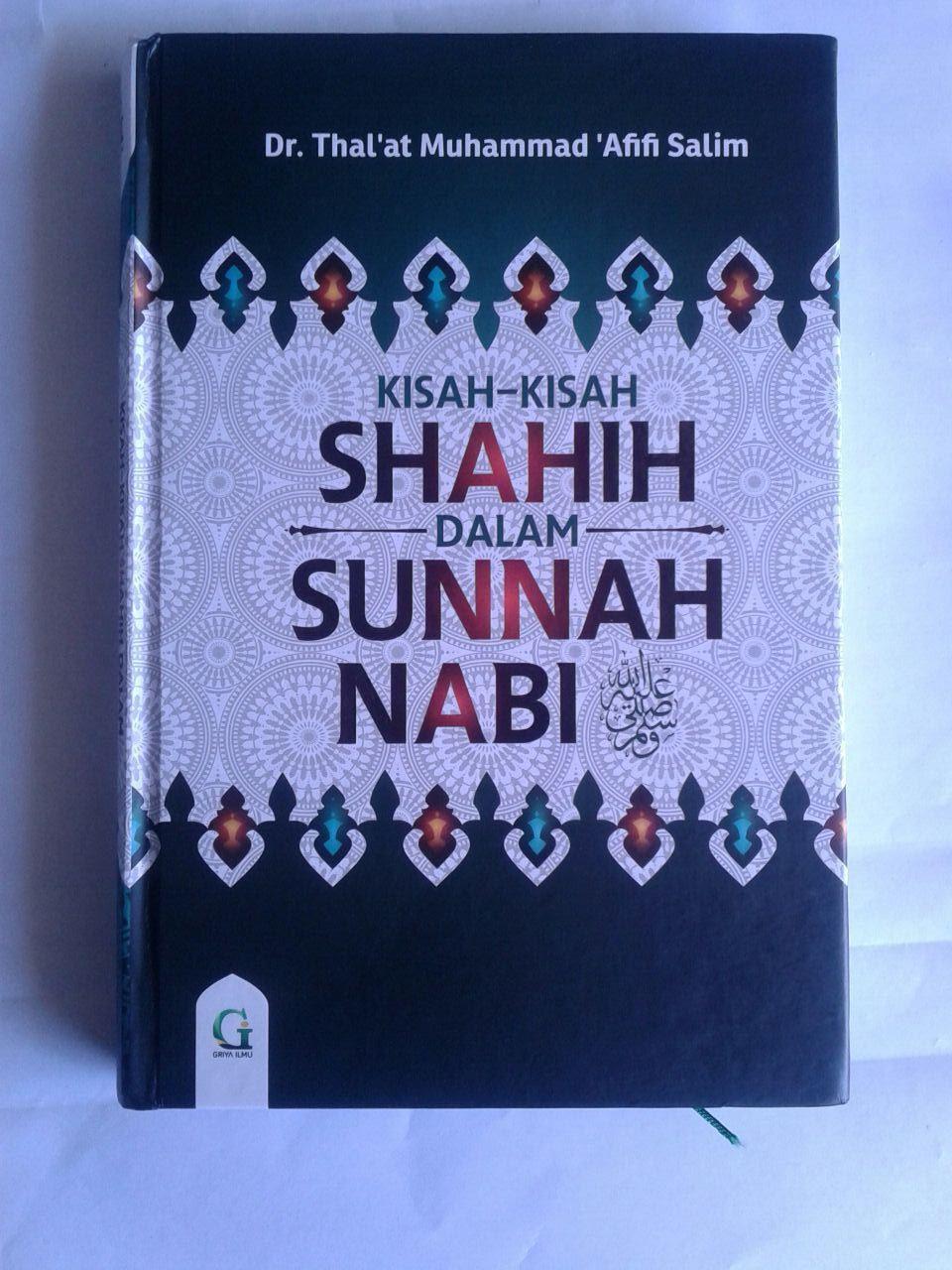 Buku Kisah-Kisah Shahih Dalam Sunnah Nabi cover 2