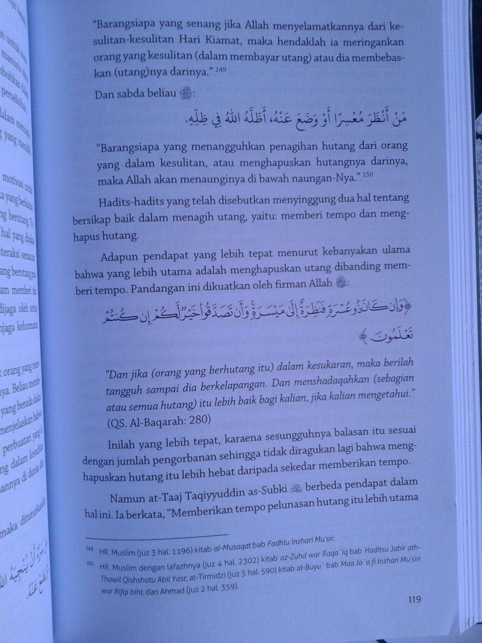 Buku Kisah-Kisah Shahih Dalam Sunnah Nabi isi 3