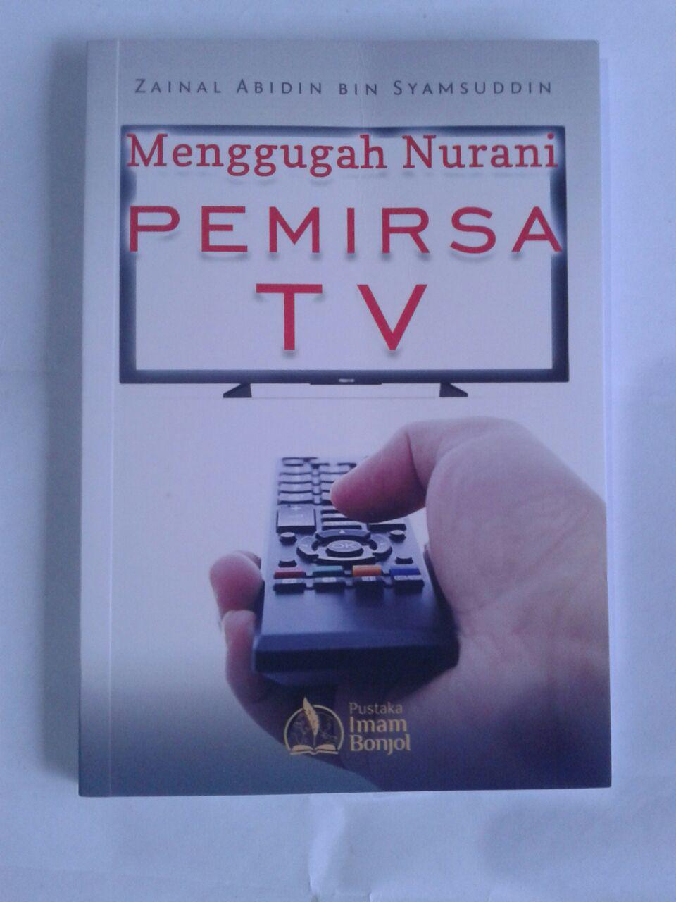 Buku Menggugah Nurani Pemirsa TV cover 2