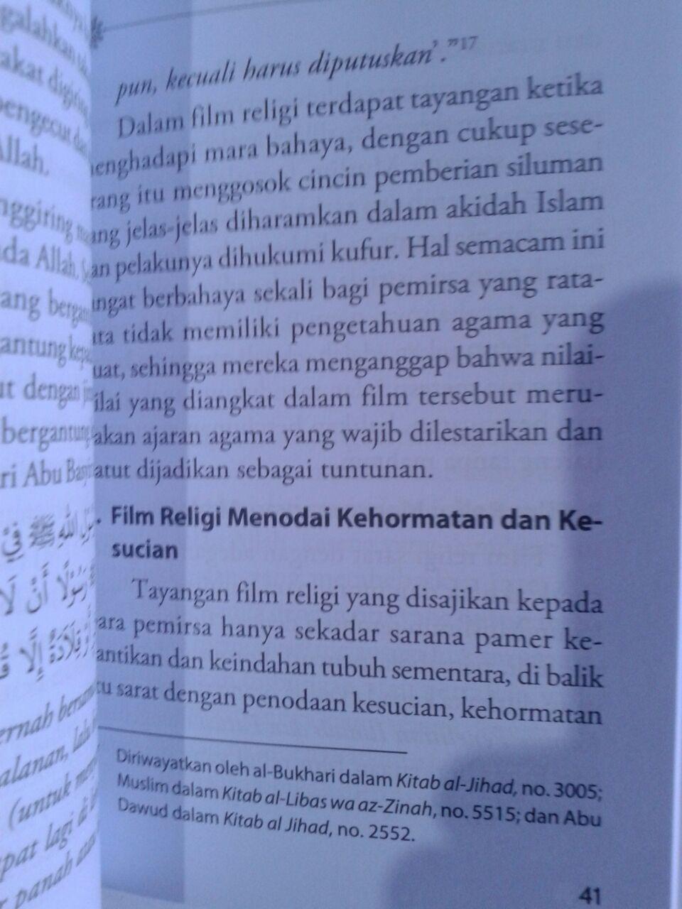 Buku Menggugah Nurani Pemirsa TV isi 2
