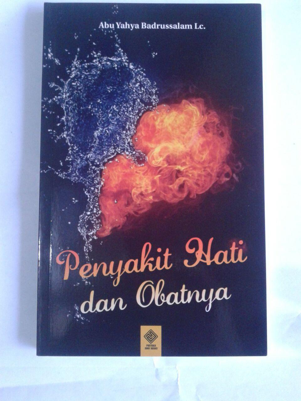 Buku Penyakit Hati Dan Obatnya cover 2