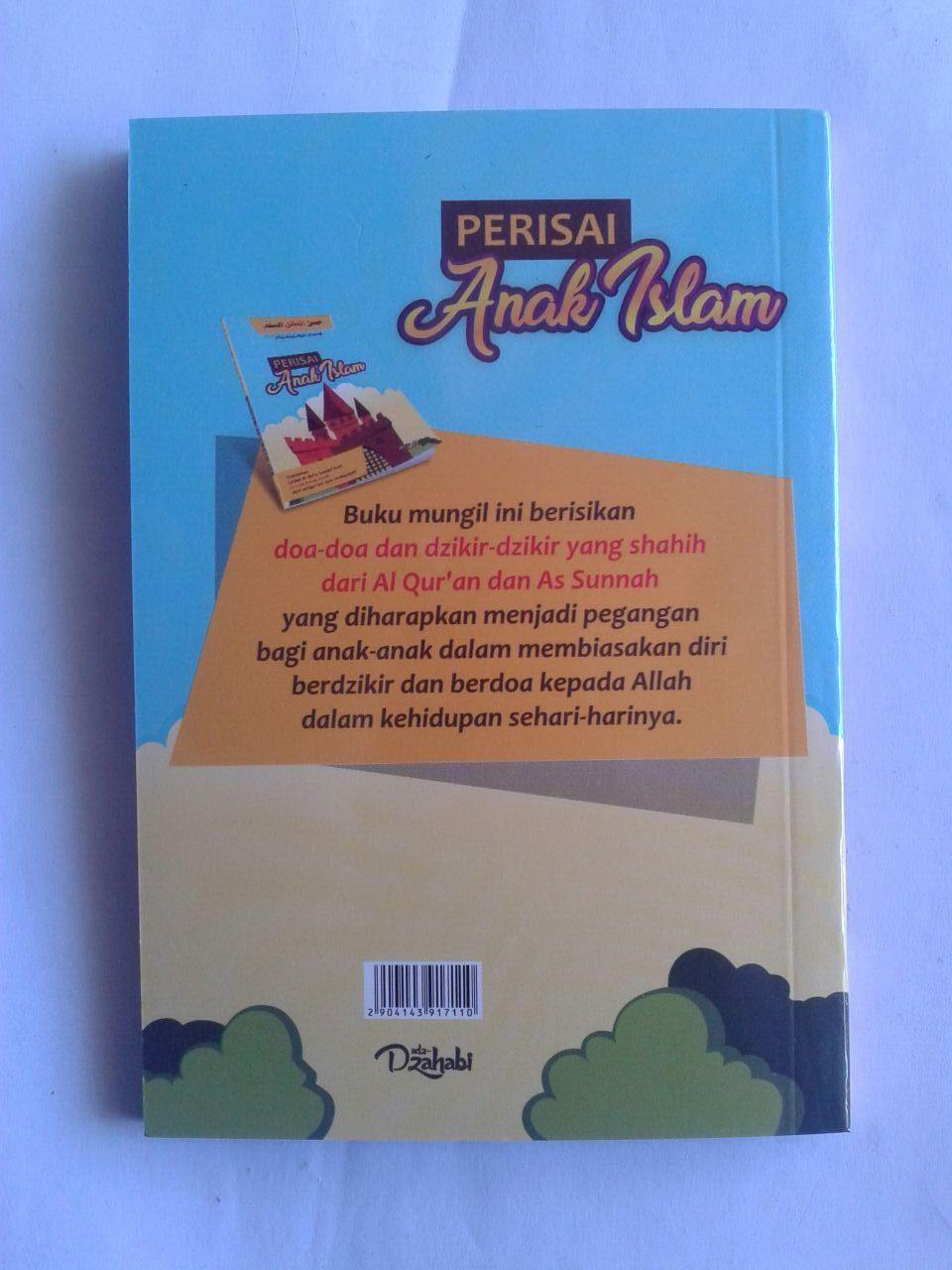 Buku Saku Perisai Anak Islam cover 2
