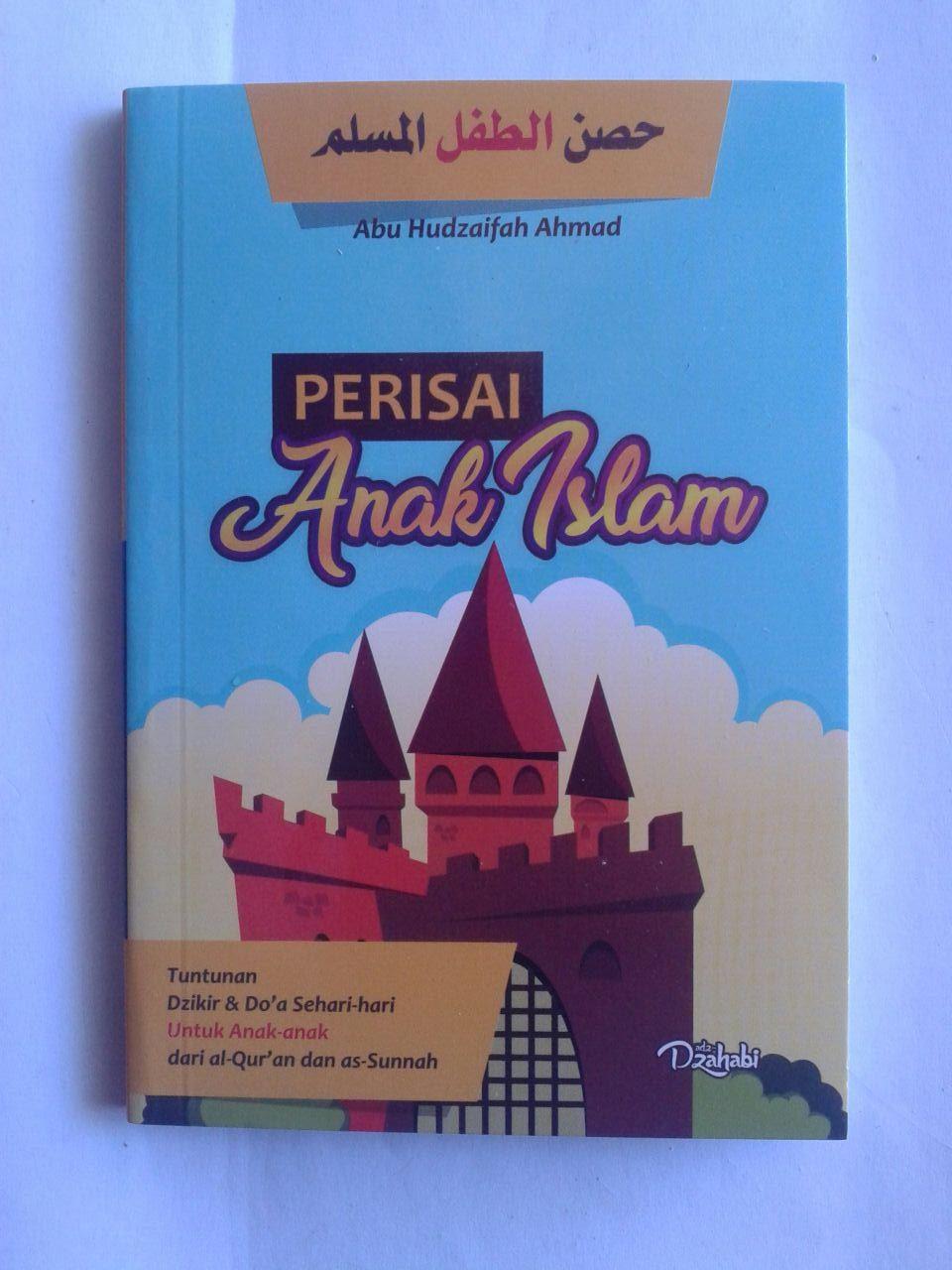 Buku Saku Perisai Anak Islam cover