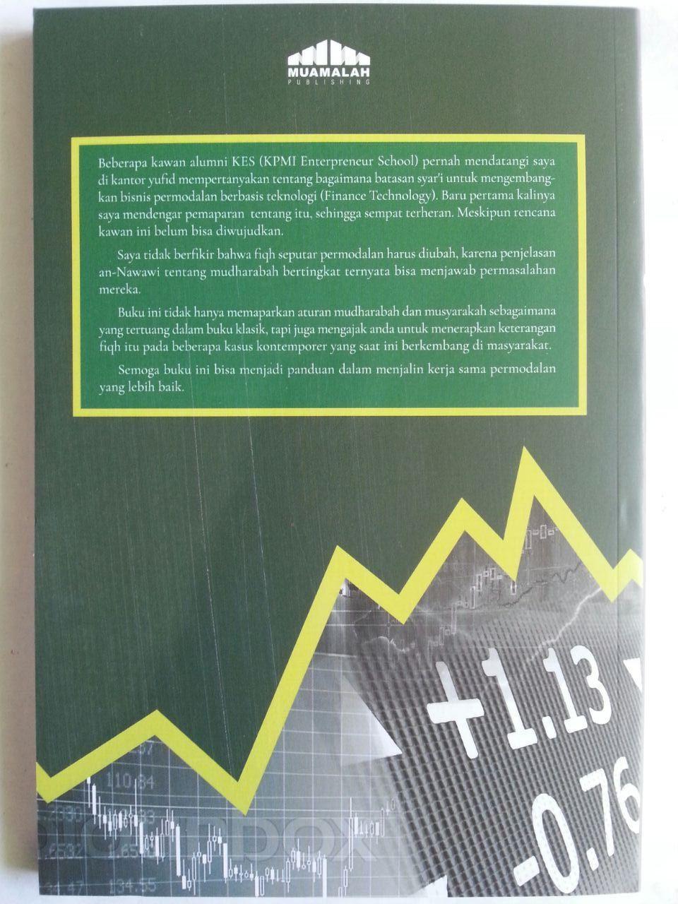 Buku Pengantar Permodalan Dalam Islam cover 2