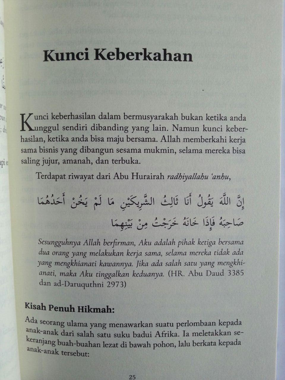 Buku Pengantar Permodalan Dalam Islam isi 3