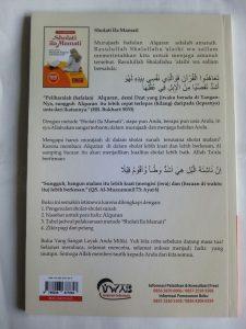 Buku Sholati Ila Mamati Metode Penerapan Murajaah Alquran Pada Sholat Sunnah cover