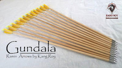 Anak Panah Ramin Gundala