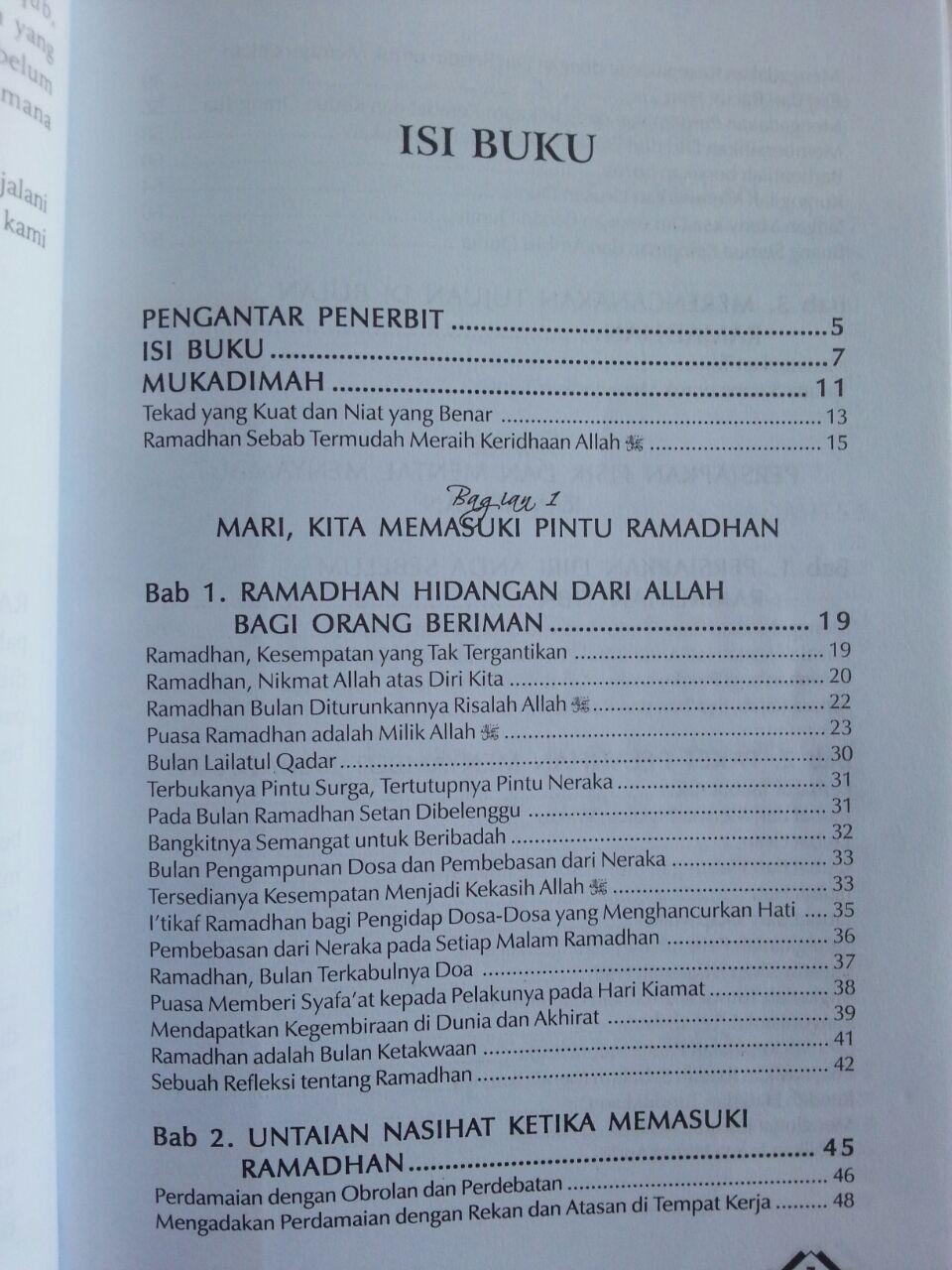 Buku Powerful Ramadhan Mengoptimalkan Amal Ramadhan isi 2