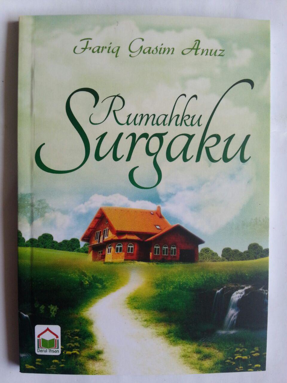 Buku Saku Rumahku Surgaku cover 2