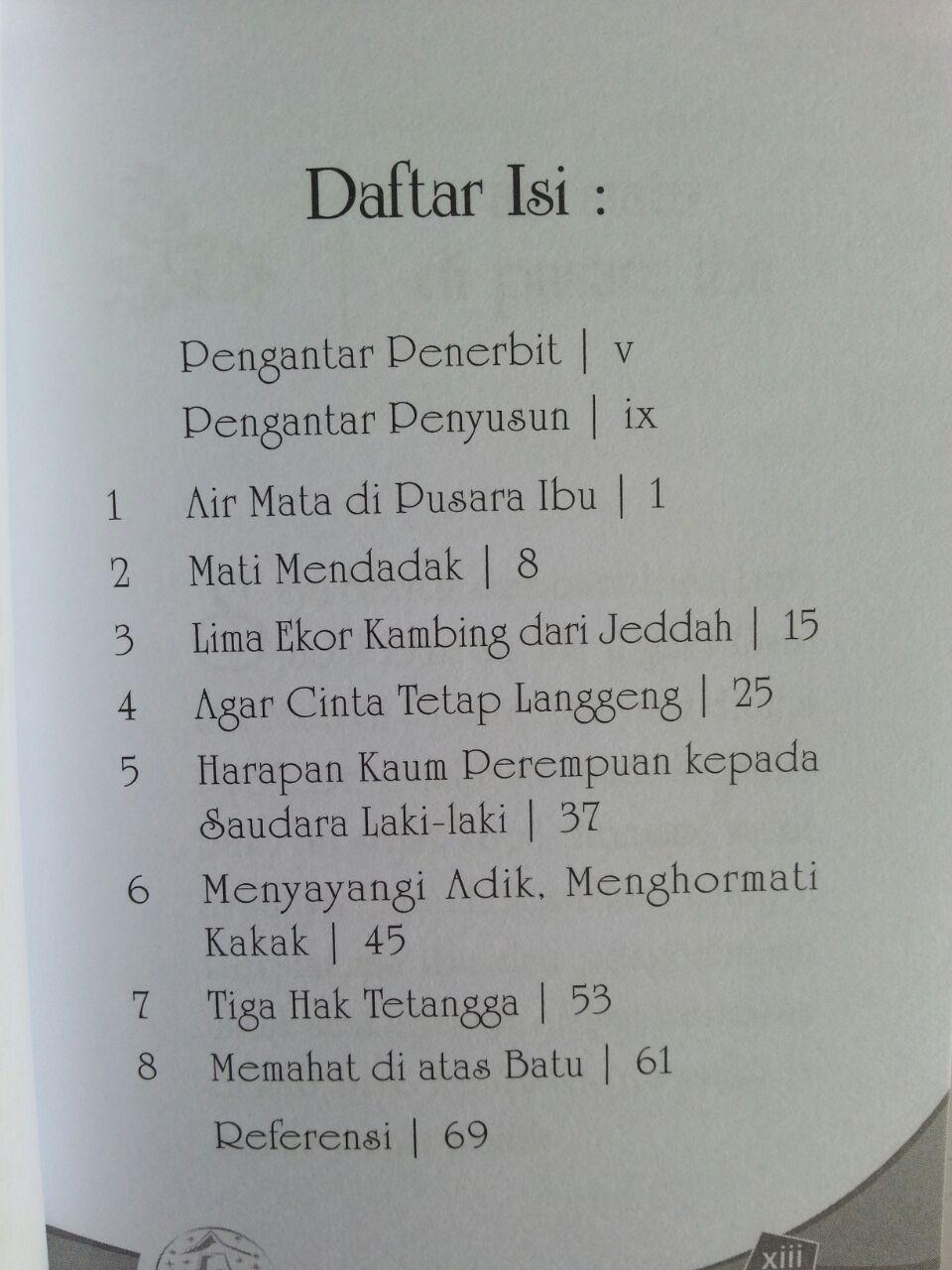 Buku Saku Rumahku Surgaku isi 2