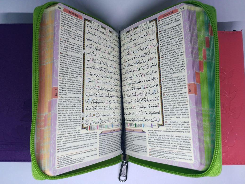 al-Quran-Wanita-Terjemahan-Tajwid-Pelangi-Aufa-Ukuran-A6-isi