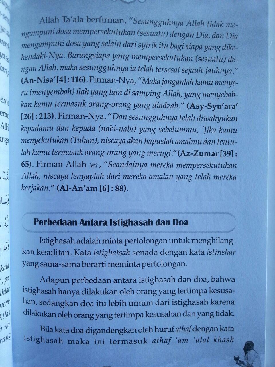 Buku Agar Doamu Terkabul Selalu Panduan Praktis Doa Mustajab isi 3
