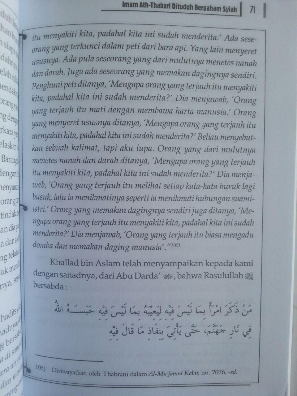 Buku Astaghfirullah Ulama Difitnah isi 3
