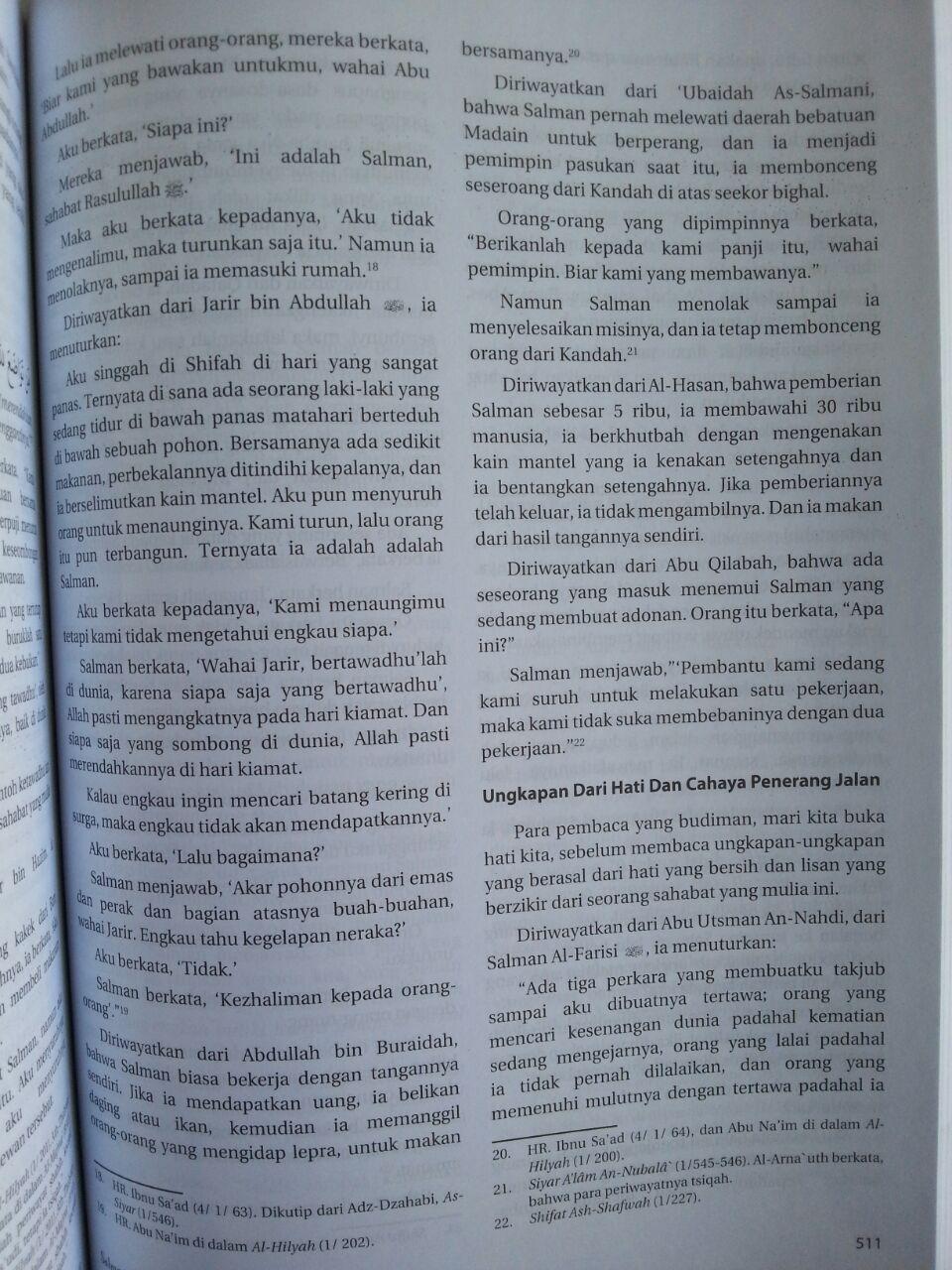 Buku Biografi 104 Shahabat Nabi isi 3