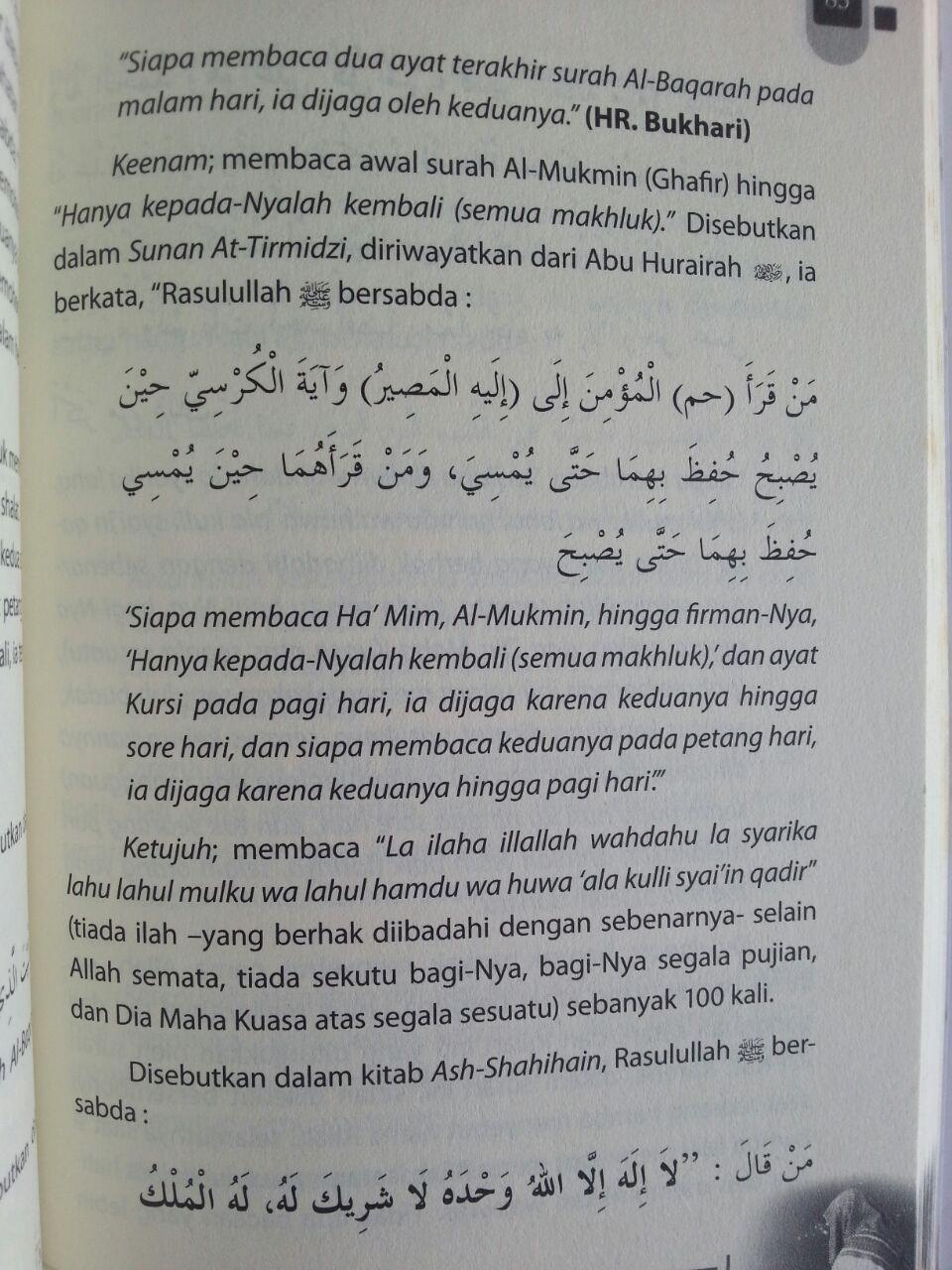 Buku Karomah Ahli Dzikir Beragam Manfaat Dzikir Mukmin isi 3