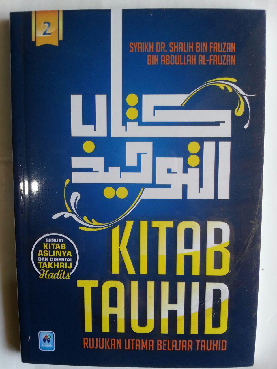 Buku Kitab Tauhid Rujukan Utama Belajar Tauhid 1 Set 3 Jilid cover 4