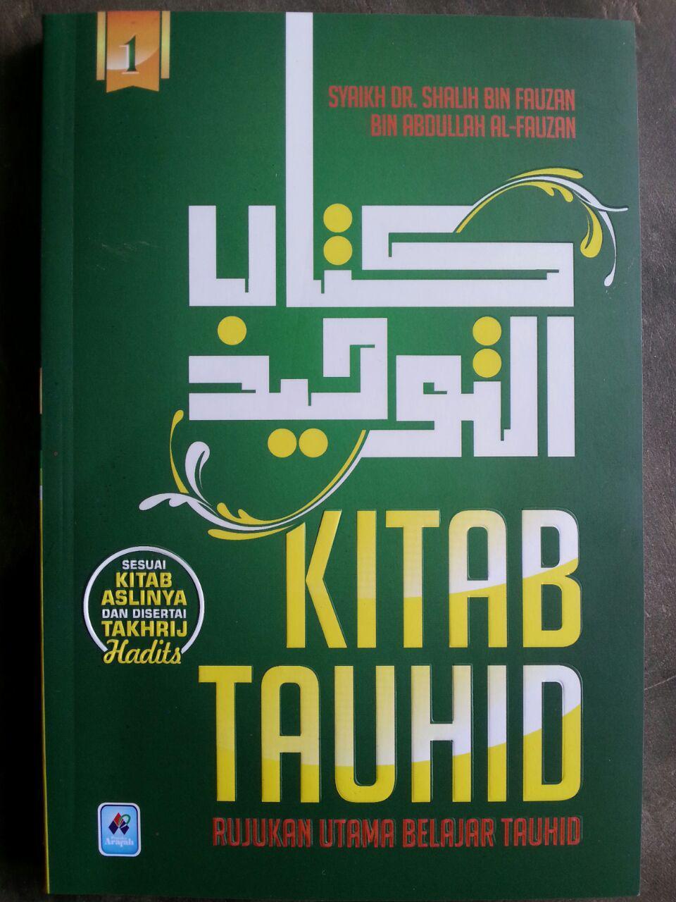 Buku Kitab Tauhid Rujukan Utama Belajar Tauhid 1 Set 3 Jilid cover 7