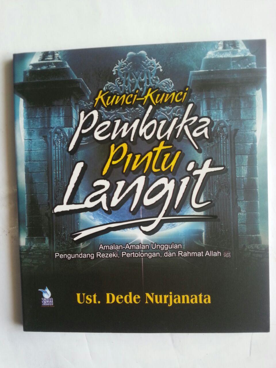Buku Kunci-Kunci Pembuka Pintu Langit Amalan-Amalan Unggulan cover 2