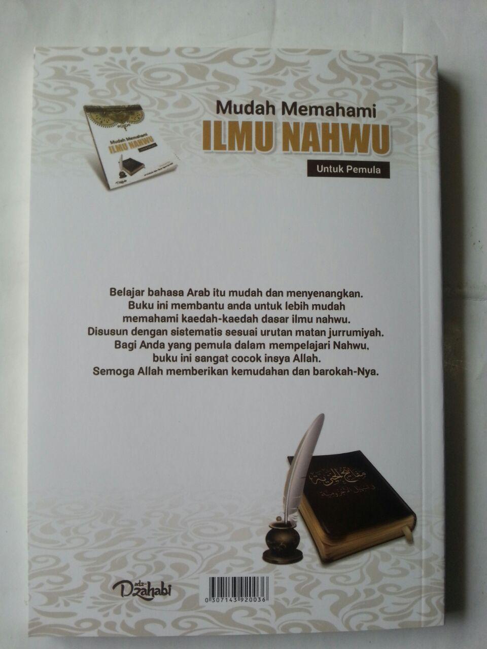 Buku Mudah Memahami Ilmu Nahwu Untuk Pemula isi 4