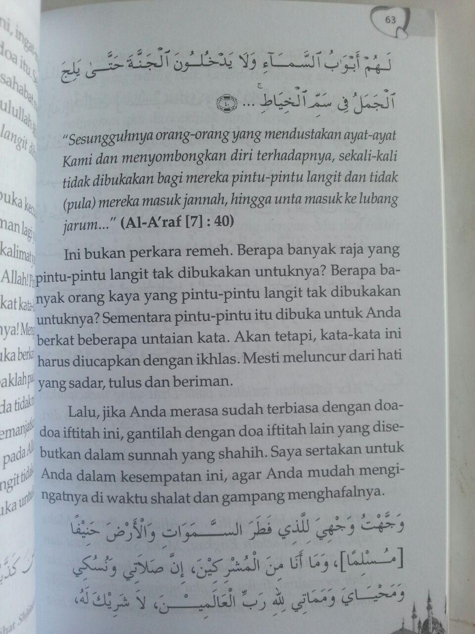 Buku Muslimah Pun Bisa Khusyuk Bagaima Khusyuk Dalam Shalat isi 3