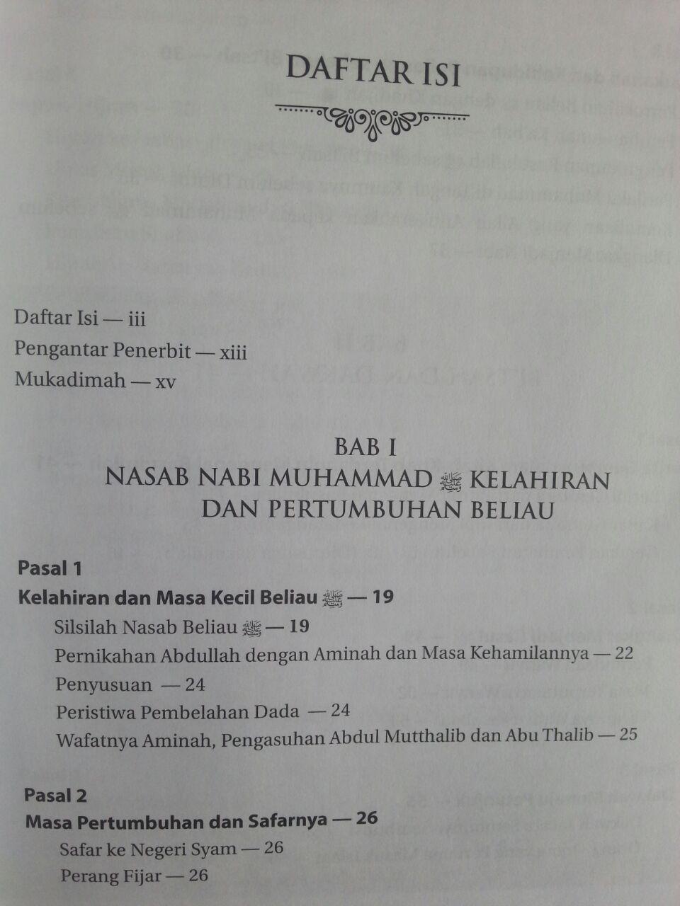 Buku Nurul Yakin Sirah Nabi Muhammad Pemimpin Para Rasul isi 3