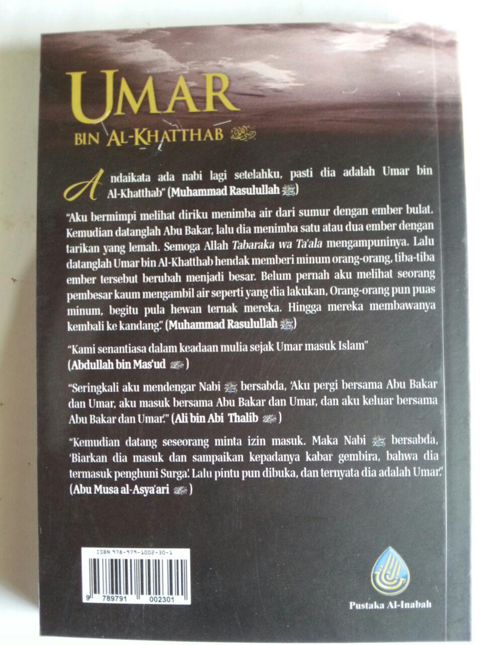 Buku Serial Khulafa Ar-Rasyidin 1 Set 4 Jilid cover 3