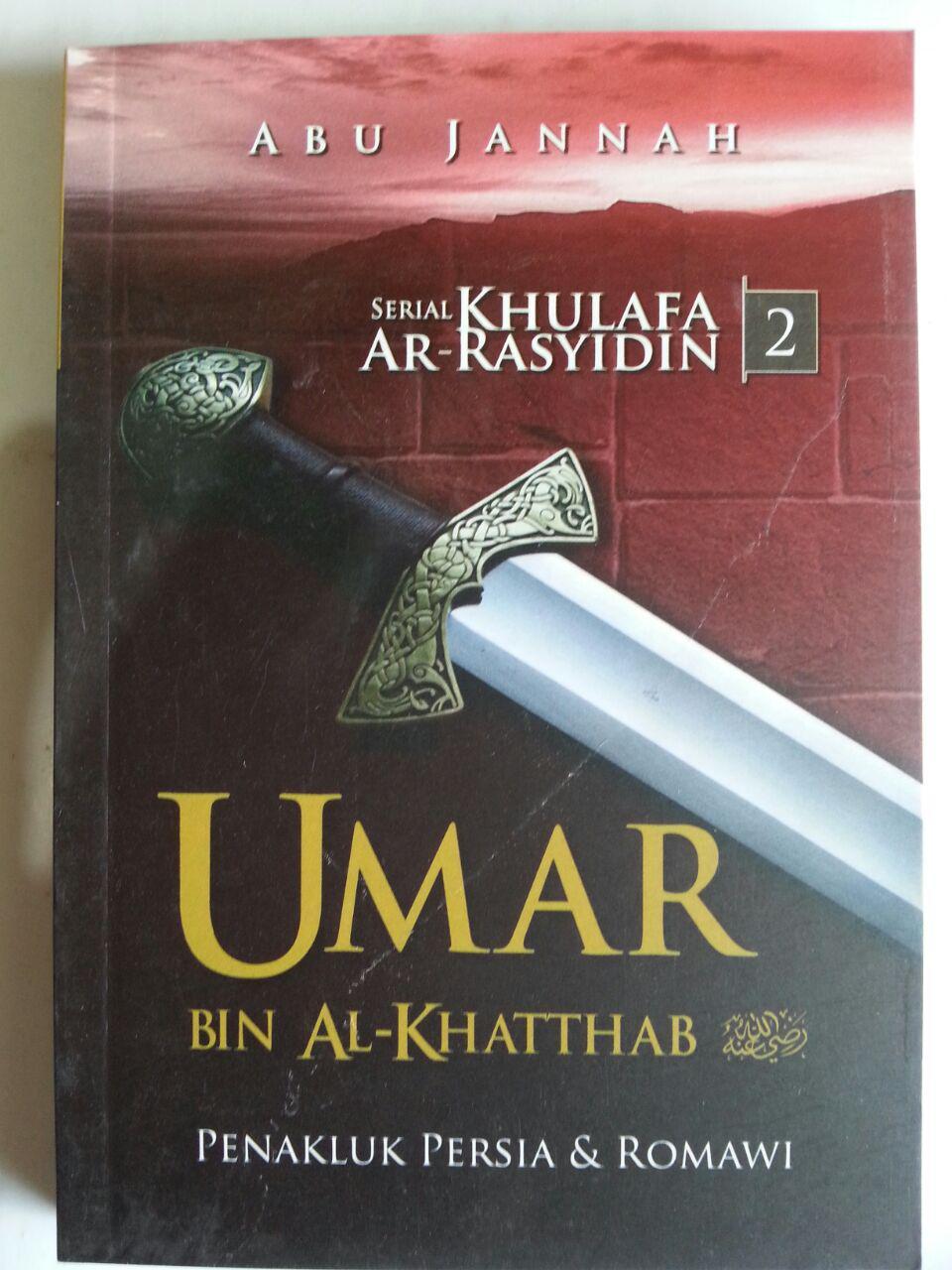 Buku Serial Khulafa Ar-Rasyidin 1 Set 4 Jilid cover 4