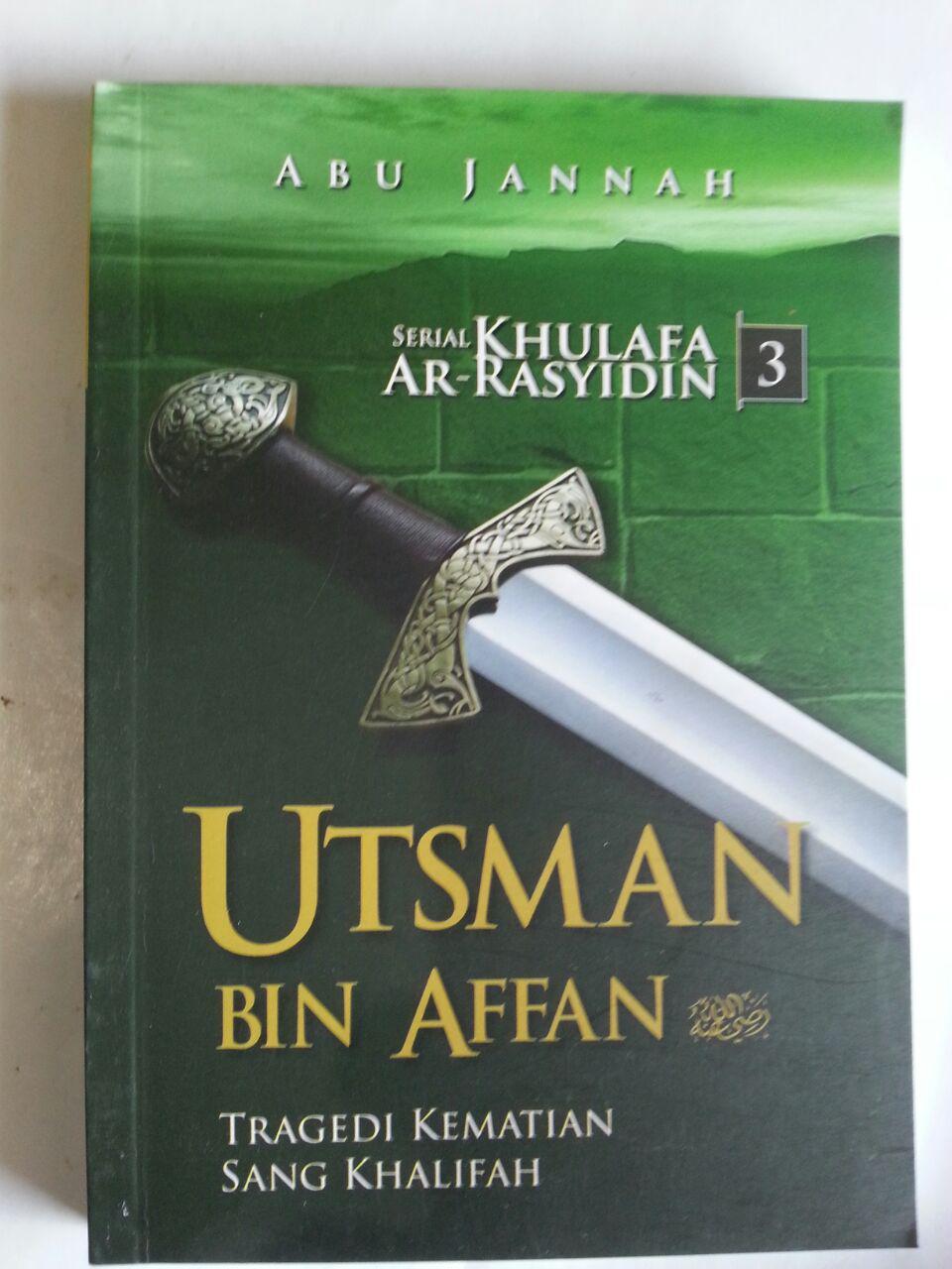 Buku Serial Khulafa Ar-Rasyidin 1 Set 4 Jilid cover 6