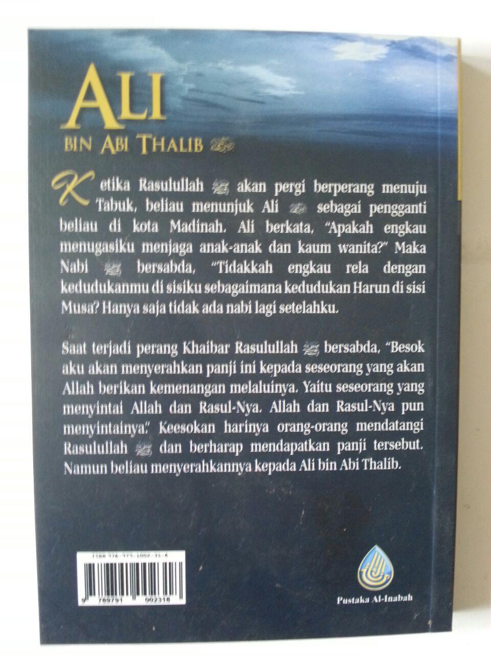 Buku Serial Khulafa Ar-Rasyidin 1 Set 4 Jilid cover 7