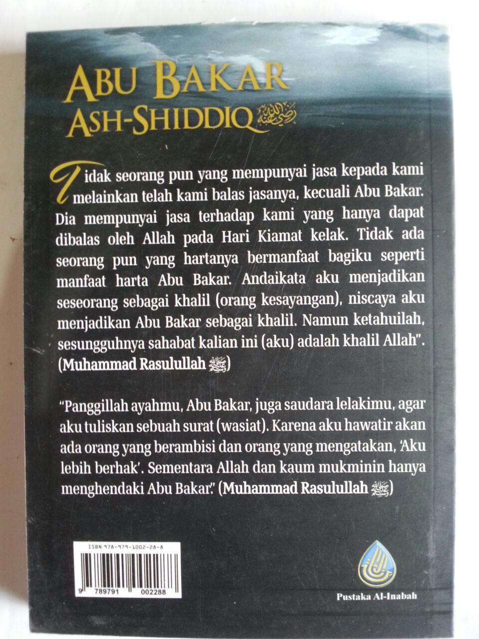 Buku Serial Khulafa Ar-Rasyidin 1 Set 4 Jilid cover