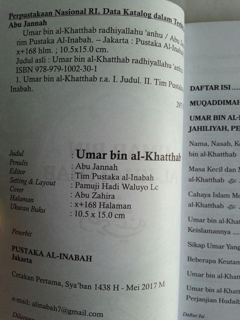 Buku Serial Khulafa Ar-Rasyidin 1 Set 4 Jilid isi 4
