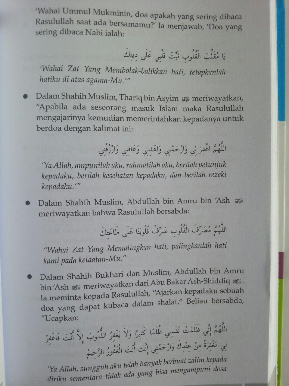 Buku Terapi Dengan Ibadah Istighfar Sedekah Doa Dll isi 3