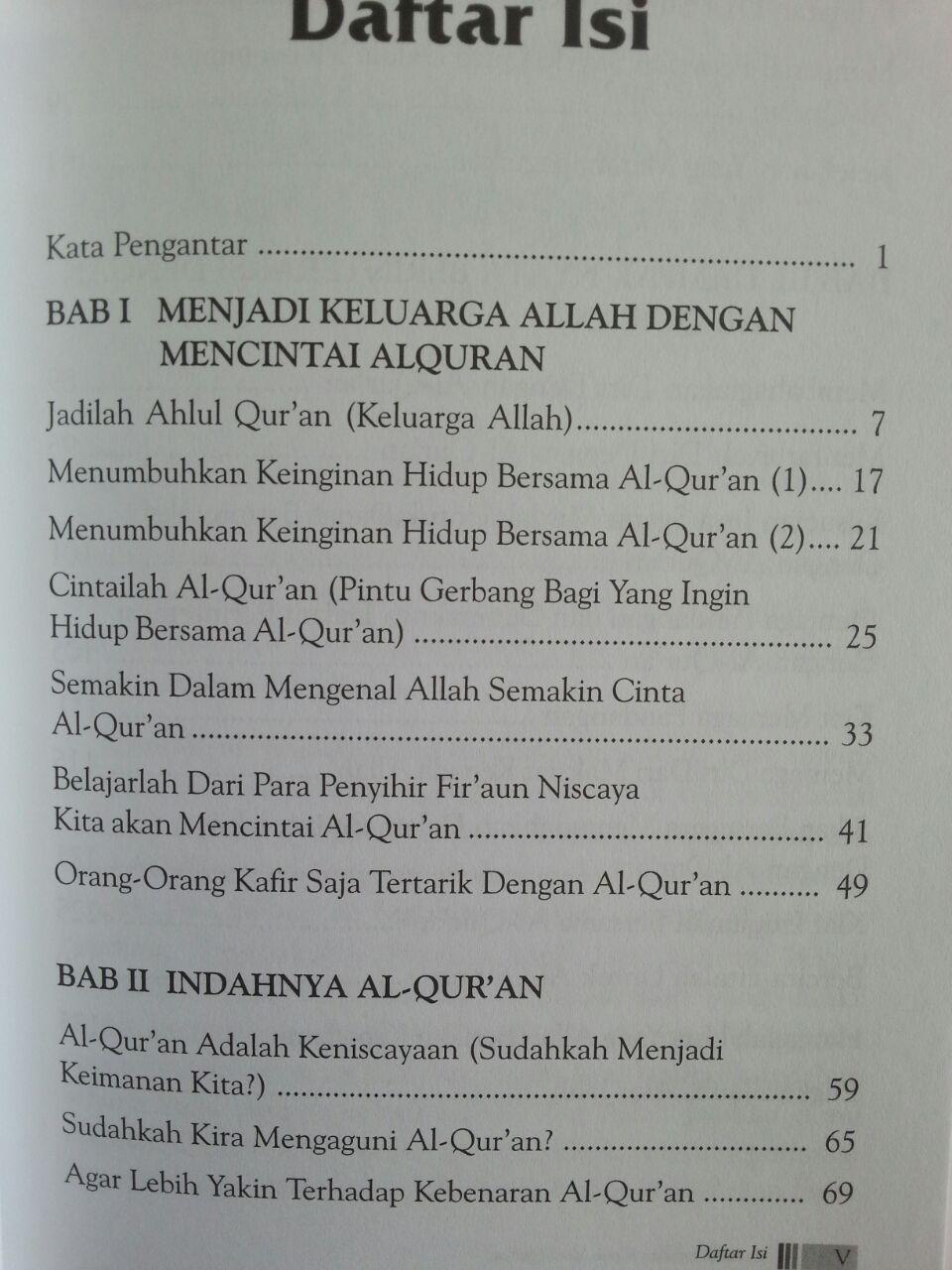 Buku Ya Allah Jadikan Kami Ahlul Quran Kumpulan Motivasi 1 isi 2